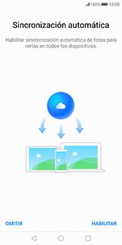 Transferir fotos vía Bluetooth - Huawei Mate 10 Pro - Passo 3