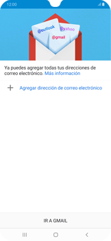 Configura tu correo electrónico - Samsung Galaxy A30 - Passo 7