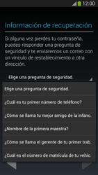 Crea una cuenta - Samsung Galaxy Zoom S4 - C105 - Passo 12