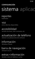 Actualiza el software del equipo - Nokia Lumia 635 - Passo 5