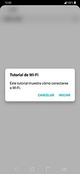 Configura el WiFi - LG G7 Fit - Passo 4