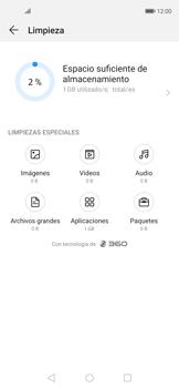 Cómo habilitar la limpieza de memoria - Huawei Nova 5T - Passo 6