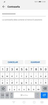 Configura el hotspot móvil - Huawei P30 - Passo 8