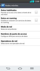 Desactiva tu conexión de datos - LG G2 - Passo 7
