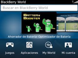 Crea una cuenta - BlackBerry Bold 9720 - Passo 21