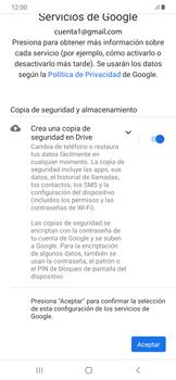 Crea una cuenta - Samsung Galaxy A50 - Passo 18