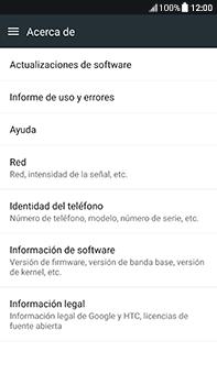 Actualiza el software del equipo - HTC U11 - Passo 6
