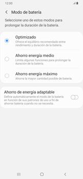 Modo de ahorro de batería - Samsung Galaxy A30 - Passo 6