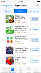 Instala las aplicaciones - Apple iPhone 5s - Passo 8