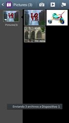 Transferir fotos vía Bluetooth - Samsung Galaxy S 3  GT - I9300 - Passo 13