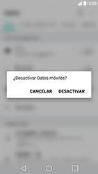 Desactiva tu conexión de datos - LG G5 - Passo 3