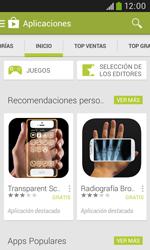 Instala las aplicaciones - Samsung Galaxy Trend Plus S7580 - Passo 5