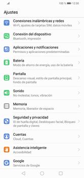 Comparte la conexión de datos con una PC - Huawei Y7 2019 - Passo 3