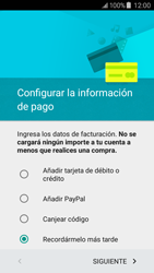 Crea una cuenta - Samsung Galaxy J5 - J500F - Passo 18