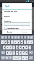 Configura el WiFi - LG Optimus G Pro Lite - Passo 7