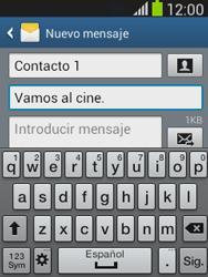 Envía fotos, videos y audio por mensaje de texto - Samsung Galaxy Pocket Neo - S5310L - Passo 11
