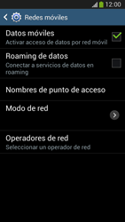 Configura el Internet - Samsung Galaxy Zoom S4 - C105 - Passo 6