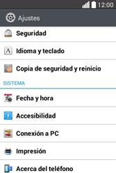 Actualiza el software del equipo - LG L40 - Passo 5