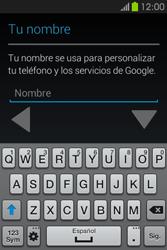 Crea una cuenta - Samsung Galaxy Fame GT - S6810 - Passo 4