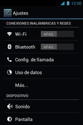 Configura el hotspot móvil - Motorola RAZR D1 XT914 - Passo 4
