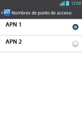 Configura el Internet - LG L4 II - Passo 18