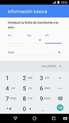 Crea una cuenta - LG K8 (2017) - Passo 7
