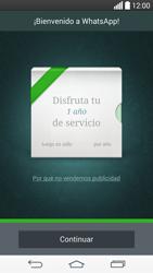 Configuración de Whatsapp - LG G3 D855 - Passo 9
