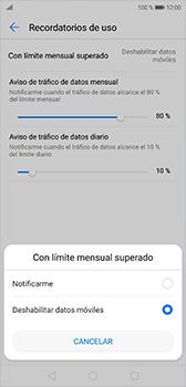 Desactivación límite de datos móviles - Huawei P20 - Passo 8