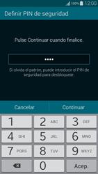 Desbloqueo del equipo por medio del patrón - Samsung Galaxy Alpha - G850 - Passo 12
