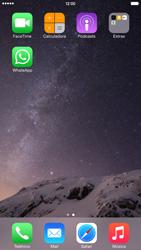 Configuración de Whatsapp - Apple iPhone 6 Plus - Passo 3