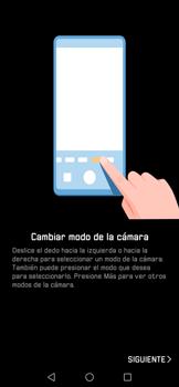 Opciones de la cámara - Huawei Mate 20 Pro - Passo 3