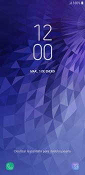 Bloqueo de la pantalla - Samsung J6 - Passo 5