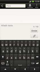 Envía fotos, videos y audio por mensaje de texto - HTC ONE X  Endeavor - Passo 4