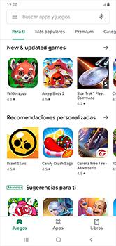 Instala las aplicaciones - Samsung Galaxy A10 - Passo 7