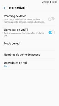 Configura el Internet - Samsung Galaxy J7 Prime - Passo 8