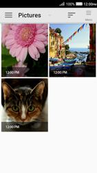 Envía fotos, videos y audio por mensaje de texto - Huawei Y3 II - Passo 15