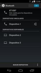 Conecta con otro dispositivo Bluetooth - Motorola Moto X (2a Gen) - Passo 8