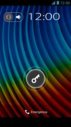 Bloqueo de la pantalla - Motorola RAZR D3 XT919 - Passo 4