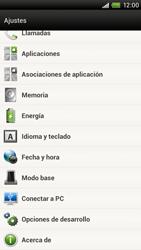 Actualiza el software del equipo - HTC ONE X  Endeavor - Passo 5