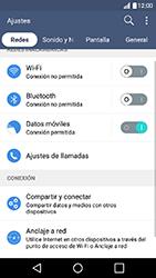 Configura el hotspot móvil - LG K10 - Passo 4