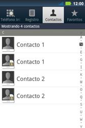 ¿Tu equipo puede copiar contactos a la SIM card? - Motorola MotoSmart Me  XT303 - Passo 12