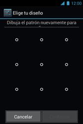 Desbloqueo del equipo por medio del patrón - Motorola RAZR D1 XT914 - Passo 10