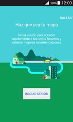 Uso de la navegación GPS - Samsung Galaxy Core Prime - G360 - Passo 5