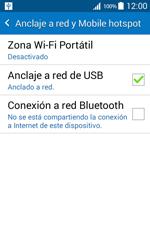 Comparte la conexión de datos con una PC - Samsung Galaxy Core Prime - G360 - Passo 7