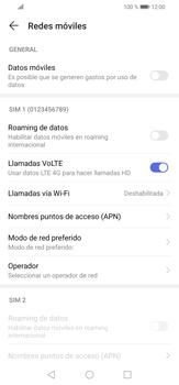 Desactiva tu conexión de datos - Huawei P30 Lite - Passo 5