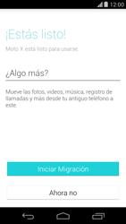 Activa el equipo - Motorola Moto X (2a Gen) - Passo 9
