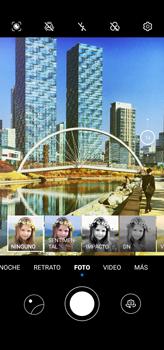 Cómo usar los efectos de la cámara - Huawei P40 Lite - Passo 5