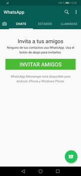 Configuración de Whatsapp - Huawei P30 - Passo 12