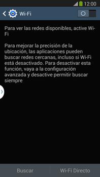 Configura el WiFi - Samsung Galaxy Note Neo III - N7505 - Passo 5