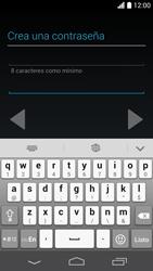 Crea una cuenta - Huawei Ascend P6 - Passo 10
